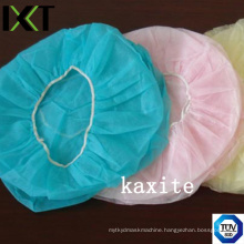 Disposable Bouffant Cap Manufacturer Stock Doctor Nurse Cap Kxt-Bc06