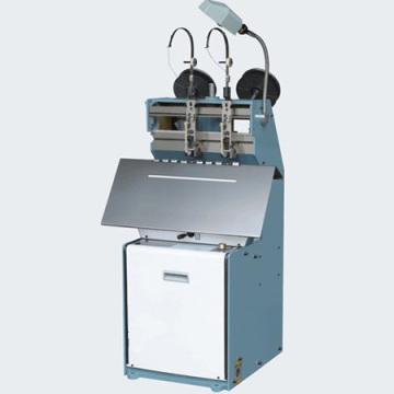 Máquina de agrafar e agrafar em sela manual