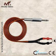 N1006-37 Tattoo Machine Power Adapter Clip Cord 1.8M Long