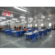 Container Temporary Mess/ Prefab Dining House/ Modular Cateen (shs-mh-kitchen002)