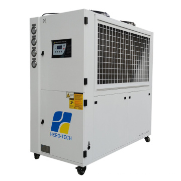 10HP Air Water Chiller for Injection Molding Cooling