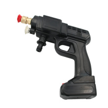 Handy Car Washer Gun Portable Pressure Washer With 12V Chargeable Rechargeable Battery