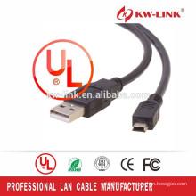 1m 1.5m 3m 5m 10m Gute Qualität Mini USB Datenkabel
