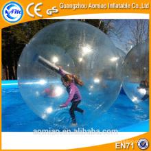 Rouleau d'eau gonflable pour enfants, promenade sur balles d'eau à vendre