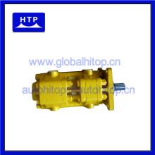 gear pump for Komatsu 07400-40500,hydraulic gear pump for Komatsu