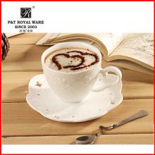 2015 novo produto partido cerâmica copo de café xícara de cerâmica com personalizar logotipo