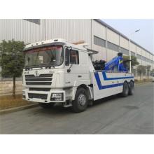 Shacman 4X2 camión de emergencia Camión Wrecker Tow Wrecker Truck