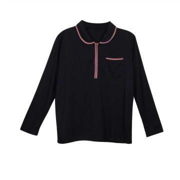Damen Polo Shirts Langarm