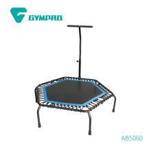 4-Foldable Hexagon Fitness Trampoline