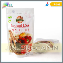 Stand up Zipper Packaging Bags for Real Fruit