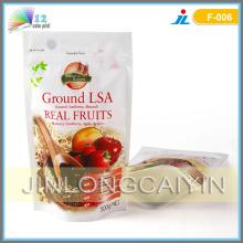 Zipper Packaging for Real Fruit