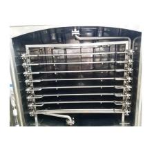 Conduction and Plate Type Vacuum Drying Machine