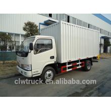 Precio de fábrica Dongfeng Mini 5 Toneladas Cargo Van, dongfang camión de carga