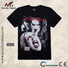 Tatuagem do projeto do tatuagem do vampiro T100296 Camisetas