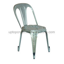 Industry Aging Retro Metal Cafe Restaurant Chair (SP-MC092)