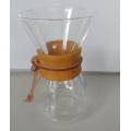 Borosilicate Glass Coffee Pot Pour Over Coffee maker
