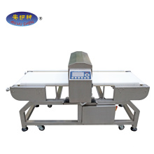 HACCP,U.S FDA approved food metal detector for snacks processing