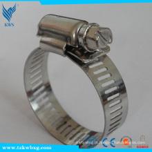 EN 304 Anéis de mangueira de aço inoxidável de 14,2 mm fabricados na China, usados no carro