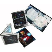 3D Effect Lenticular Printing Plastic CD Cover
