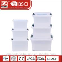en plastique stockage conteneur de 20L / 25L / 35L / 45L / 61L / 75L