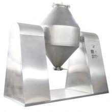 2017 misturador cônico dobro da série de W, misturador do cilindro dos SS, misturador horizontal da pastelaria do aço inoxidável