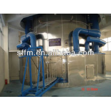 Refractory clay production line