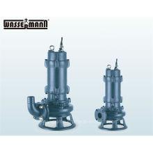 Vortex schneiden versenkbare Pumpe Wqv-Serie