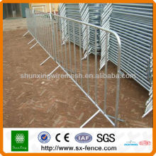 Portable Crowd Control Barrier Fence