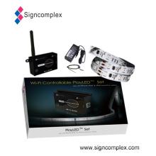 Contrôleur LED contrôlable par Wi-Fi (LC-0RGB-WIFI-01)