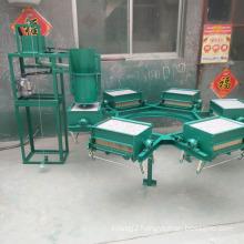 Professional Production Line Chalk Piece Making Machine Dustless School Chalk Machine