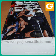 Fabric banner frame system outdoor or indoor advertising banner