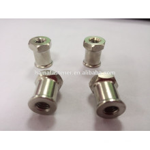 customized Stainless steel round nut, nonstandard nut