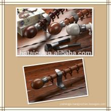 curtain rod joint aluminum rail double or single bracket for aluminum-plastic curtain pipe