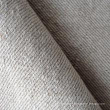 Tissu antique en dentelle de chanvre lourd (QF13-0125)