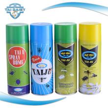 400ml Insecticide Aerosol Spray Venda quente no mercado de África