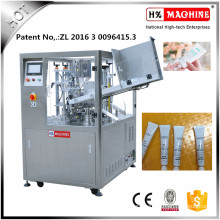 Pain Relief Ointment Soft Tube Filling And Sealing Machine With CE