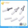 LC / PC keramische Faseroptik-Ferrule, Hülse für Faserverbinder