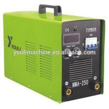 Портативный трехфазный цифровой дисплей mma welder, 380V