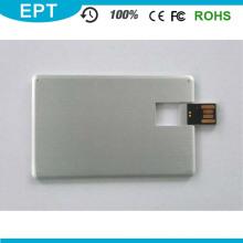 Memoria Flash portátil de la tarjeta de crédito del negocio para la promoción (ET032)