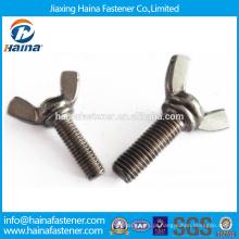 Made in China parafusos de asa de aço inoxidável