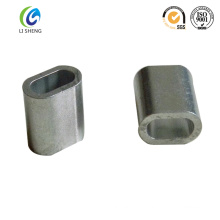 Embout métallique ovale à rouleaux ov 3093