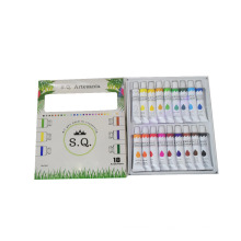 acrylic watercolor paint set pigment