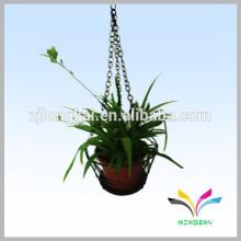 Proveedor de China propia fábrica casa jardín alambre colgante de flores