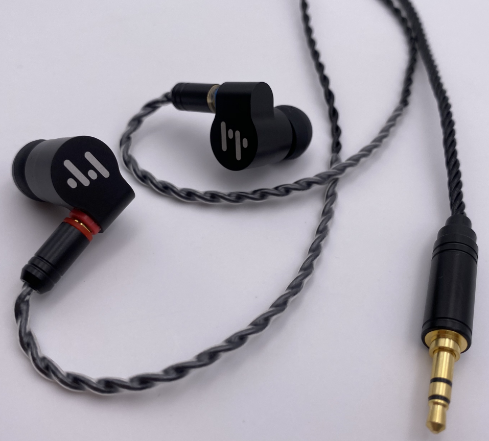 Hybrid in-Ear HiFi Earphones