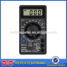 Multímetro digital DT830B CE con diseño de seguridad CAT I