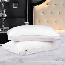 Five-Star Hotel Ultra-Soft Velvet Pillow Feather Pillow