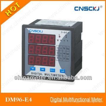 DM96-E4 Многофункциональный цифровой измеритель