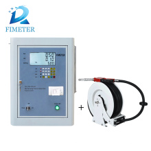 LCD digital fuel dispenser with print ticket