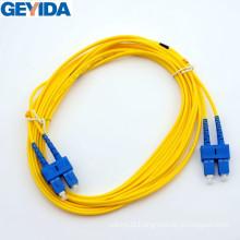 Sc/Upc Duplex Sm Fiber Optic Patch Cord