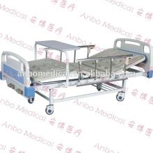 Dos funciones cama de hospital